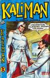 Cover for Kalimán El Hombre Increíble (Promotora K, 1965 series) #892