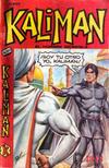 Cover for Kalimán El Hombre Increíble (Promotora K, 1965 series) #894