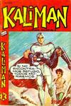 Cover for Kalimán El Hombre Increíble (Promotora K, 1965 series) #899