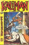 Cover for Kalimán El Hombre Increíble (Promotora K, 1965 series) #900