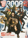 Cover for 2000 AD (Rebellion, 2001 series) #1874