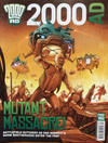 Cover for 2000 AD (Rebellion, 2001 series) #1863