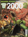 Cover for 2000 AD (Rebellion, 2001 series) #1872