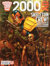 Cover for 2000 AD (Rebellion, 2001 series) #1881