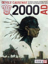 Cover for 2000 AD (Rebellion, 2001 series) #1880