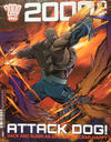 Cover for 2000 AD (Rebellion, 2001 series) #1902