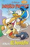 Cover Thumbnail for Donald Pocket (1968 series) #139 - Et hundeliv [2. utgave bc 239 05]