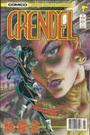 Cover Thumbnail for Grendel (1986 series) #1 [Newsstand]