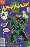 Cover Thumbnail for The Green Lantern Corps (1986 series) #219 [Canadian Newsstand Edition]