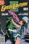 Cover Thumbnail for The Green Lantern Corps (1986 series) #215 [Canadian Newsstand Edition]