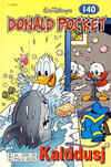 Cover Thumbnail for Donald Pocket (1968 series) #140 - Kalddusj [2. opplag bc 239 05]
