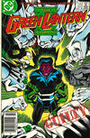 Cover Thumbnail for The Green Lantern Corps (1986 series) #222 [Canadian Newsstand Edition]