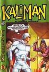 Cover for Kalimán El Hombre Increíble (Promotora K, 1965 series) #921