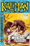 Cover for Kalimán El Hombre Increíble (Promotora K, 1965 series) #907