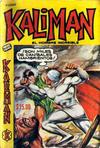 Cover for Kalimán El Hombre Increíble (Promotora K, 1965 series) #910