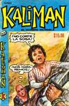 Cover for Kalimán El Hombre Increíble (Promotora K, 1965 series) #901