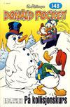 Cover Thumbnail for Donald Pocket (1968 series) #148 - På kollisjonskurs [2. utgave bc 239 06]