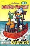 Cover for Donald Pocket (Hjemmet / Egmont, 1968 series) #152 - Båtvett [2. utgave bc 239 07]
