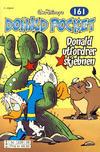 Cover Thumbnail for Donald Pocket (1968 series) #161 - Donald utfordrer skjebnen [2. opplag bc 239 08]