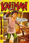 Cover for Kalimán El Hombre Increíble (Promotora K, 1965 series) #969
