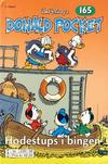 Cover Thumbnail for Donald Pocket (1968 series) #165 - Hodestups i bingen [2. utgave bc 239 08]