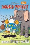 Cover Thumbnail for Donald Pocket (1968 series) #167 - Trang i nøtta [2. opplag bc 239 08]