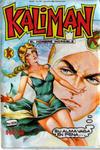 Cover for Kalimán El Hombre Increíble (Promotora K, 1965 series) #1074