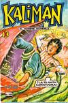 Cover for Kalimán El Hombre Increíble (Promotora K, 1965 series) #1081