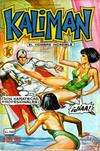 Cover for Kalimán El Hombre Increíble (Promotora K, 1965 series) #1082