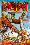 Cover for Kalimán El Hombre Increíble (Promotora K, 1965 series) #1083