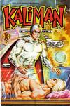 Cover for Kalimán El Hombre Increíble (Promotora K, 1965 series) #1084