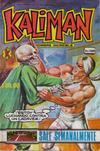 Cover for Kalimán El Hombre Increíble (Promotora K, 1965 series) #1088