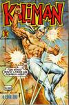 Cover for Kalimán El Hombre Increíble (Promotora K, 1965 series) #1097
