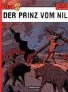 Cover for Alix (Casterman, 1998 series) #11 - Der Prinz vom Nil