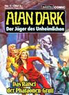 Cover for Alan Dark (Bastei Verlag, 1983 series) #1
