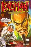 Cover for Kalimán El Hombre Increíble (Promotora K, 1965 series) #1116