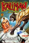 Cover for Kalimán El Hombre Increíble (Promotora K, 1965 series) #1151