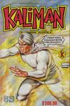 Cover for Kalimán El Hombre Increíble (Promotora K, 1965 series) #1188
