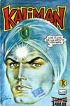 Cover for Kalimán El Hombre Increíble (Promotora K, 1965 series) #1192