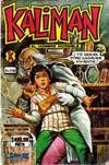 Cover for Kalimán El Hombre Increíble (Promotora K, 1965 series) #1193