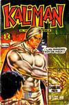 Cover for Kalimán El Hombre Increíble (Promotora K, 1965 series) #1200