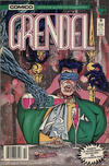 Cover for Grendel (Comico, 1986 series) #10 [Newsstand Edition]