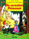 Cover for Die Abenteuer von Timpe Tampert (Carlsen Comics [DE], 1981 series) #1 - Die verwöhnte Prinzessin