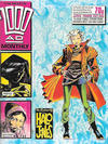 Cover for The Best of 2000 AD Monthly (IPC, 1985 series) #40