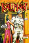 Cover for Kalimán El Hombre Increíble (Promotora K, 1965 series) #1226