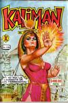 Cover for Kalimán El Hombre Increíble (Promotora K, 1965 series) #1236
