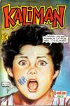 Cover for Kalimán El Hombre Increíble (Promotora K, 1965 series) #1231