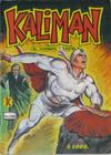 Cover for Kalimán El Hombre Increíble (Promotora K, 1965 series) #1286