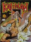 Cover for Kalimán El Hombre Increíble (Promotora K, 1965 series) #1290