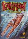 Cover for Kalimán El Hombre Increíble (Promotora K, 1965 series) #1292